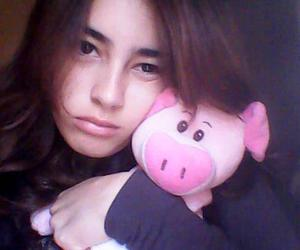pig and me