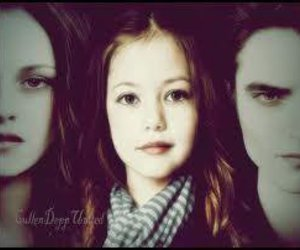 renesmee and his pathers