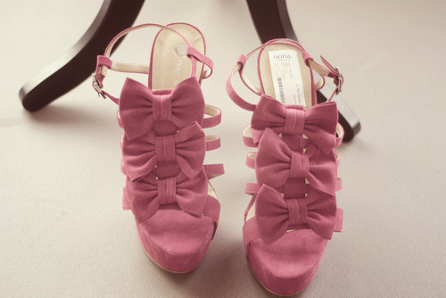Bows,cute,heels,pink,shoes-adc4c3e6d9f55526dbde3e79d09d28a1_h_large