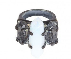 xenolith crystal ring