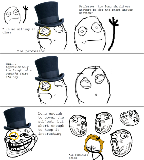 Click to see Troll Face comics Part 2 We Heart It rage comics ffffuuuu ...