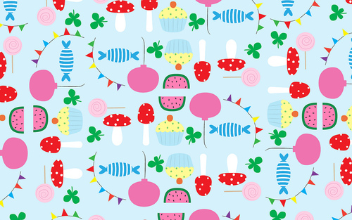 Kawaii-candy-and-cupcake-wallpaper-by-designer-fruktparty_large
