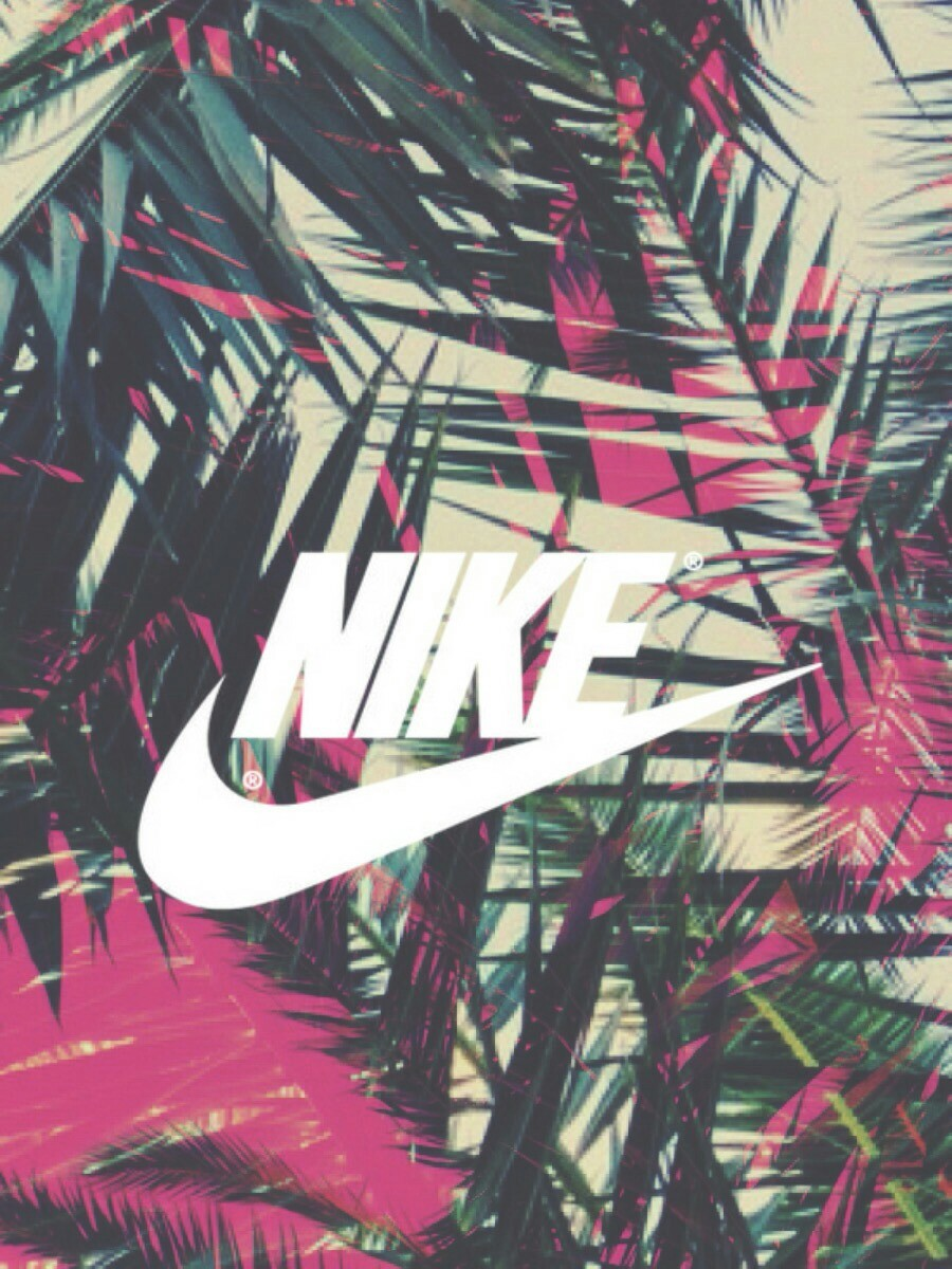 girls pink nike girly wallpaper - photo #32