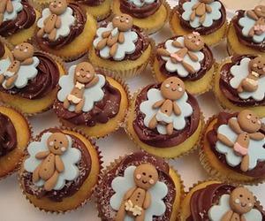 gingerman cupcakes