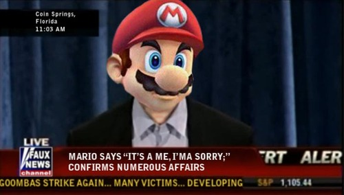 World Exclusive: Mario Sex Scandal Surfaces, Forces Hero To Come Clean On ...