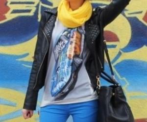cool moda girl fashion