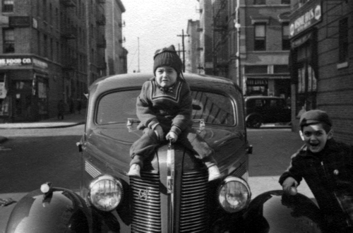 Stanley Kubrick with his sister Barbara sitting on their father%25E2%2580%2599s car in the Bronx circa 1937 large Porn has become a major problem in today's Christian church.