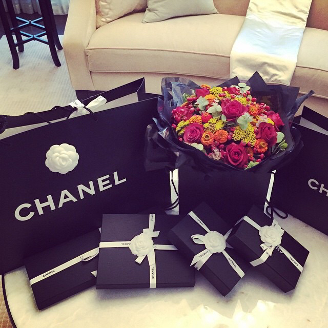 My Birthday Gifts Better Come Wrapped As Thus By Ashley