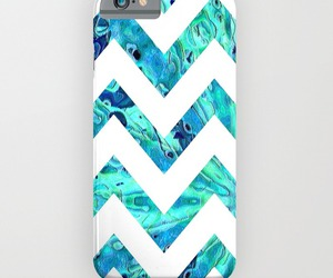 Arctic Blast Chevron iPhone
