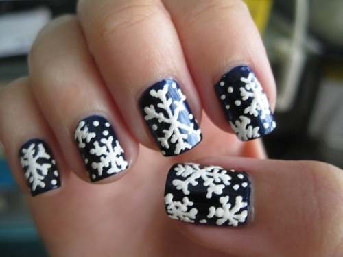 Cute Nails Designs Tumblr Winter Hireability