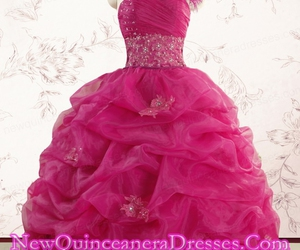 pick-up quinceanera dress