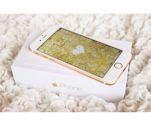iphone6 gold white