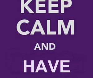 kepp calm and have swag