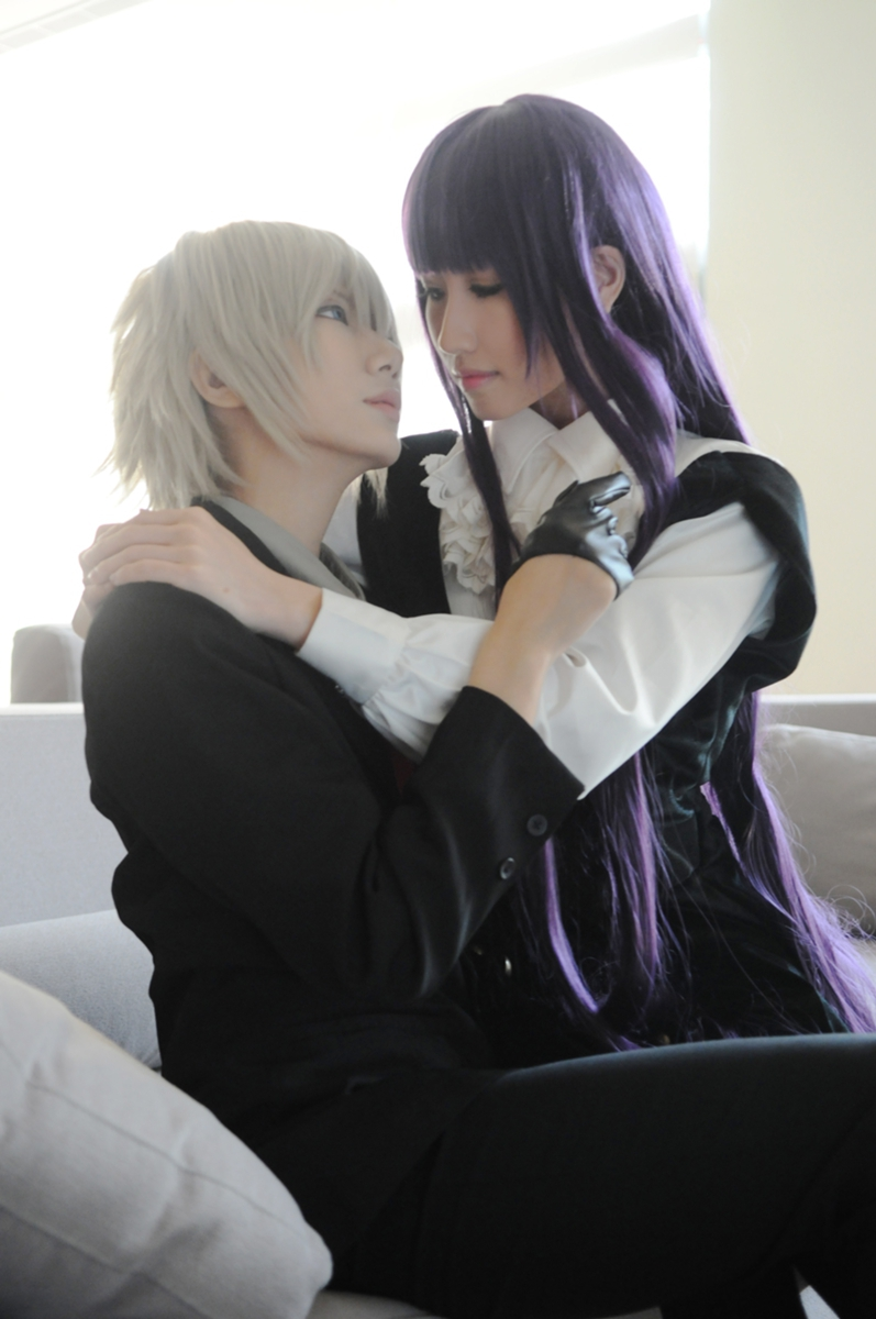 Inu x Boku SS Soushi and Ririchiyo Shirakiin Cosplay Photo ...