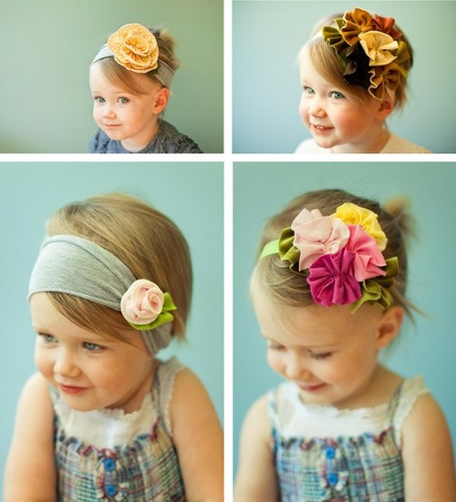 Crafts / Cute Hairbows