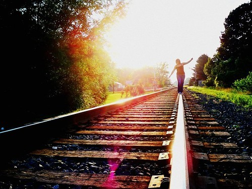 Dreams,nature,photography,railroad,sunny,tracks-1df142a30a9c6316f13e659fc38edd6d_h_large