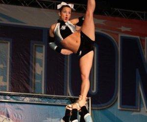 cheer girl allstar