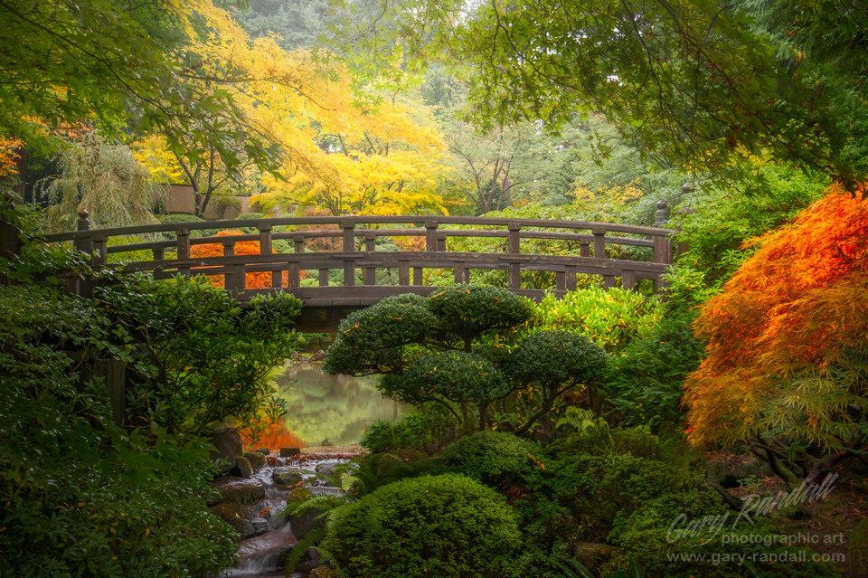 Zen garden bridge flickr photo sharing we heart it for Zen garden bridge