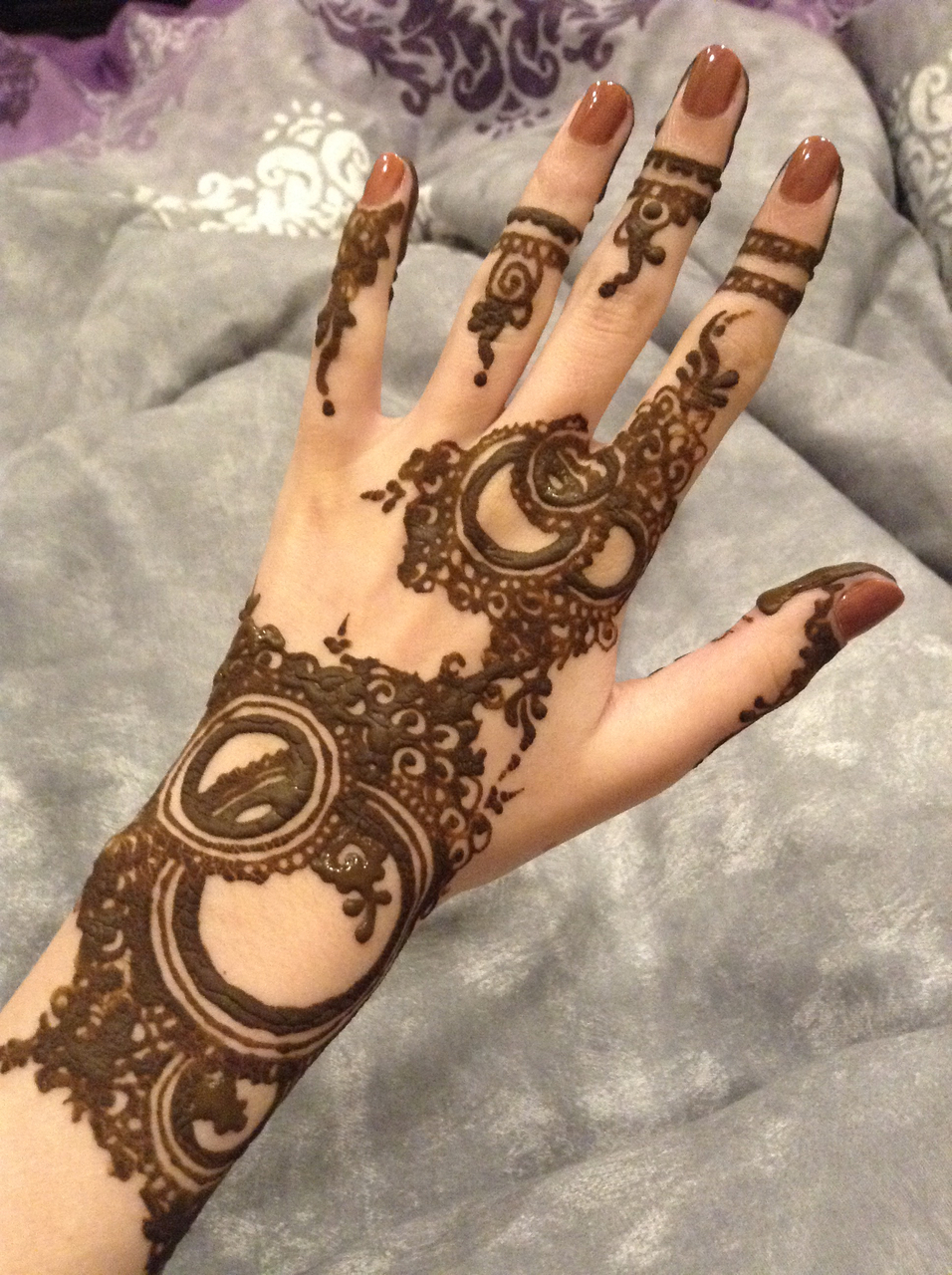 Mehndi Patterns We Heart It : Henna tattoo we heart it designs and eid