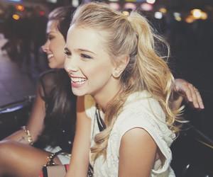 girl. blonde