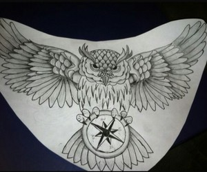 tattoo tattoos owl