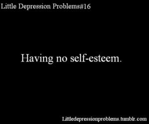 no selfesteem