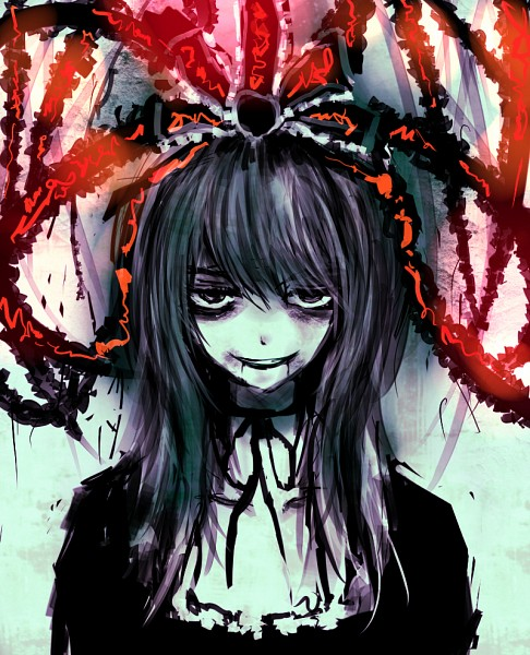 Creepy Little Anime Girl
