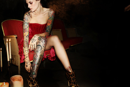 julie becker by juan patino 3 large Julie Becker by Juan Patino | Ink Butter™ | Tattoo Culture and Art Daily