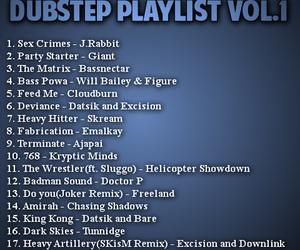 dubstep playlist