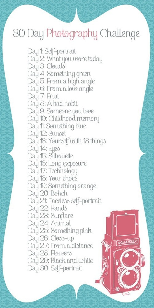 - another 30 Day Challenge