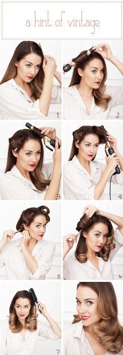 how to do hair style hair twist updos braids pony flowers2525282252529 large - Sa�lar�n�z� Kendiniz Yap�n