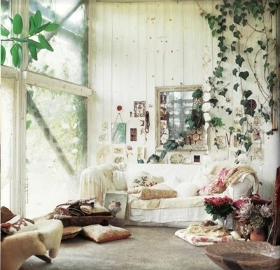 bohemian, couch, decor, easy, home - inspiring picture on Favim.com