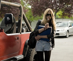 moonstruck exposé: Girl Crush: Gillian Zinser