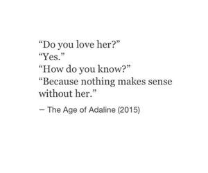 because
