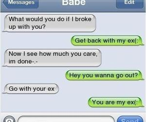 text messages.
