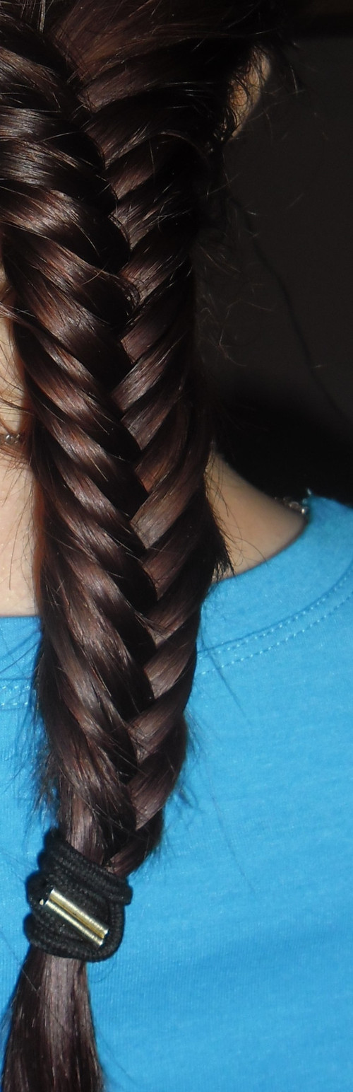 my braid :D on Twitpic