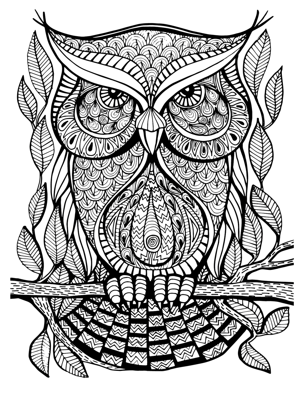 Adult coloring pages for stress relief - Ad Adult Stress Relief Coloring Sheets Check Out This Great Adult Coloring Image Straight Out