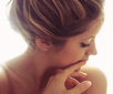 Top Knots {How to Create a Ballerina Bun} | Oh Darling Bride | South African Wedding Blog | Real Weddings