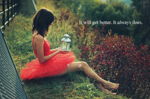 alone, believe, better, brave, breakup - inspiring picture on Favim.com