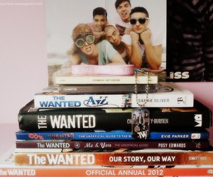 the wanted books etc.