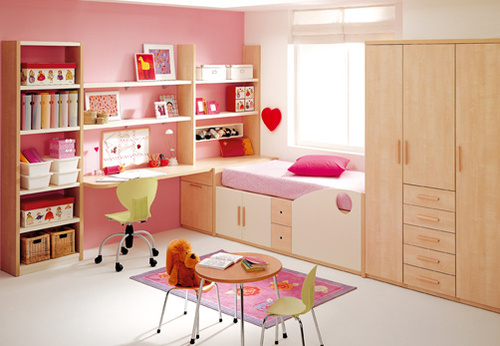 The Best Pink Girls Bedrooms: 15-Cool-Ideas-for-pink-girls ...