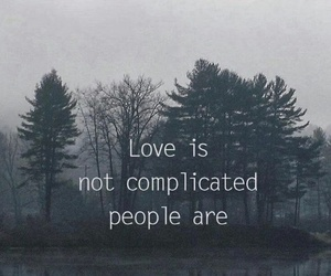 love is not complicated 😜