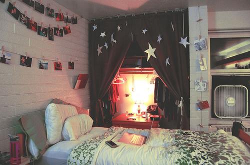a blogueira quartos do tumblr. Black Bedroom Furniture Sets. Home Design Ideas