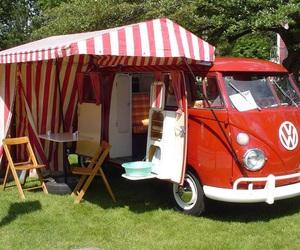 combi vw camping