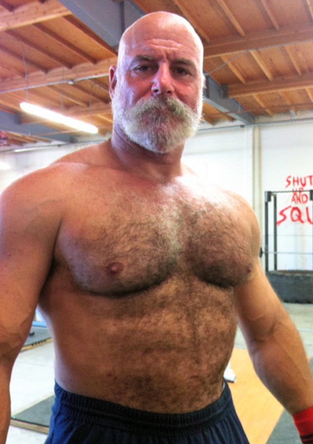 Bear pictues of mature men
