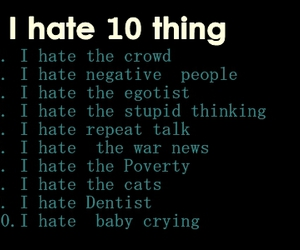 i hate 10 thing