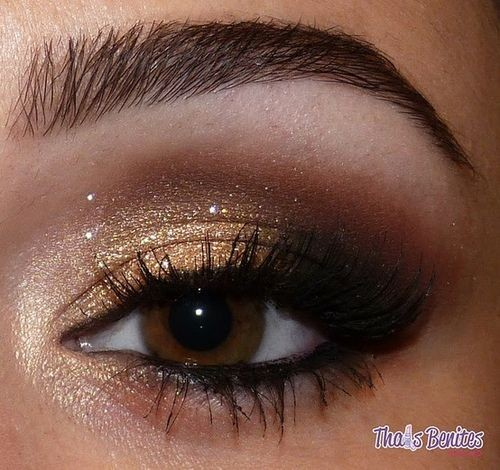 Oh So Pretty! / I love smokey eyes!