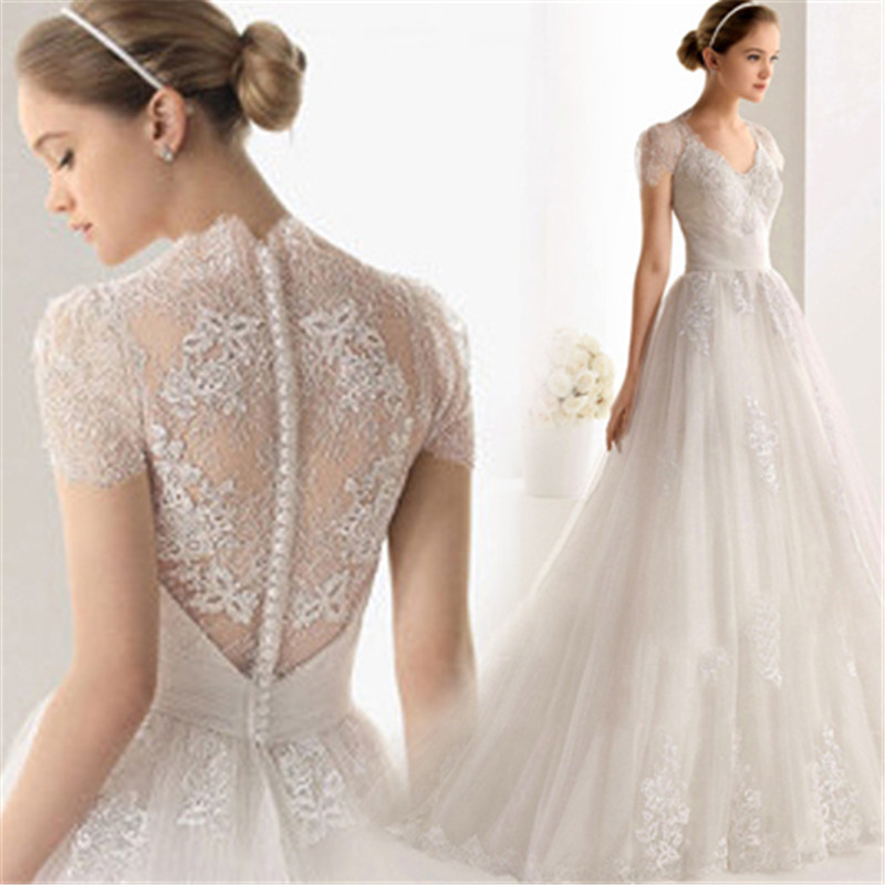 Bride Dresses Aol Users Click 27