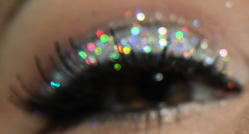 brilho, brown eye, colorful, eye, eye shadow - inspiring picture on Favim.com