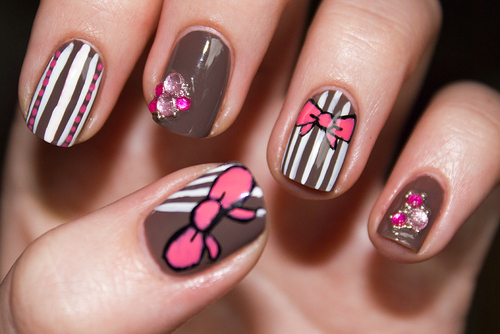 Brown-decorated-loop-nail-pink-favim.com-245572_large